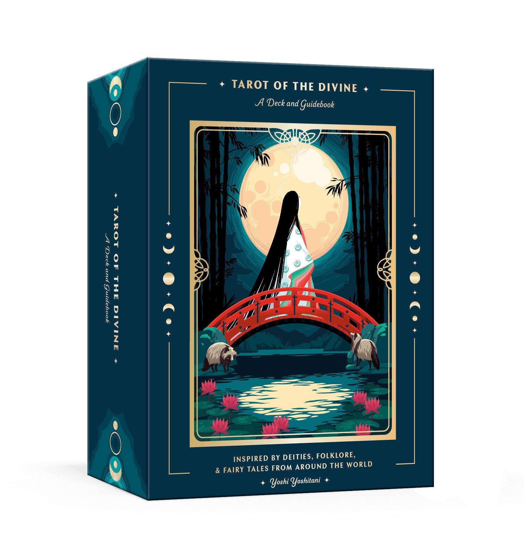 Buy Tarot of the Divine: A Deck and Guidebook Inspired by Deities,  Folklore, and Fairy Tales from Around the World: Tarot Cards Book Online at  Low Prices in India | Tarot of