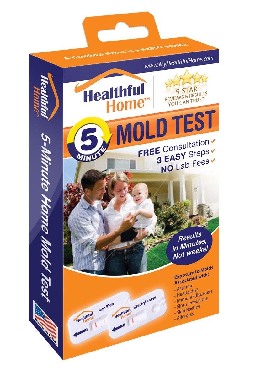 healthful home 5minute mold test hardware nut and bolt sets amazoncom