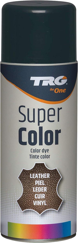 TRG The One - Tinte en Spray para calzado de Piel y Piel Sintética | Ideal para Restaurar o cambiar el color de Zapatos de Piel | Super Color #317 ...