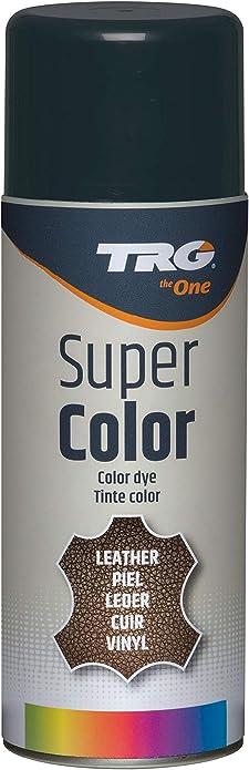 Tinte spray color para piel TRG Super Color 400ml 327 Azul marino