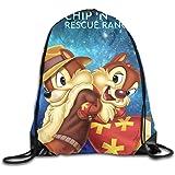 CAOI UUC Woody Woodpecker Gym Drawstring Backpack String Bag
