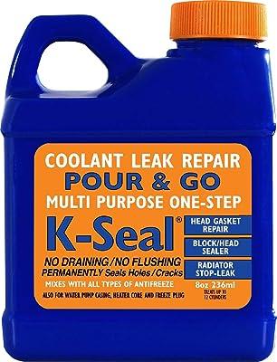 K-Seal ST5501 Multi-Purpose One Step Permanent Coolant Leak Repair