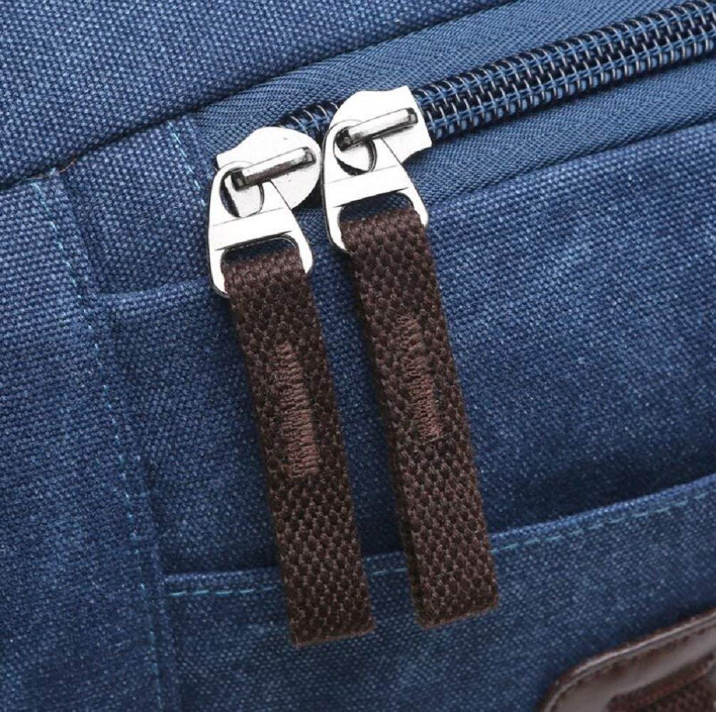 BO Outdoor-Rucksack 26L Kapazität Schultertasche, Umhängetasche Umhängetasche Umhängetasche Multifunktions-Canvas Reiserucksack, geeignet für Männer und Frauen Handtasche zu verhindern, eine solide verschleißfeste einfach und p B07H9XMN2P Wanderruckscke Ein e26fc3