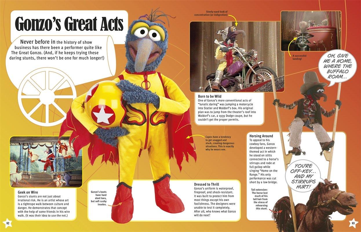 Muppets Character Encyclopedia by DK Publishing Dorling Kindersley (Image #4)