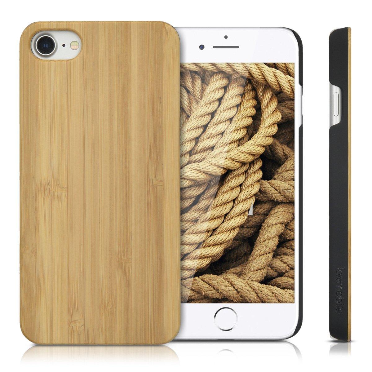 coque iphone 7 bois clair