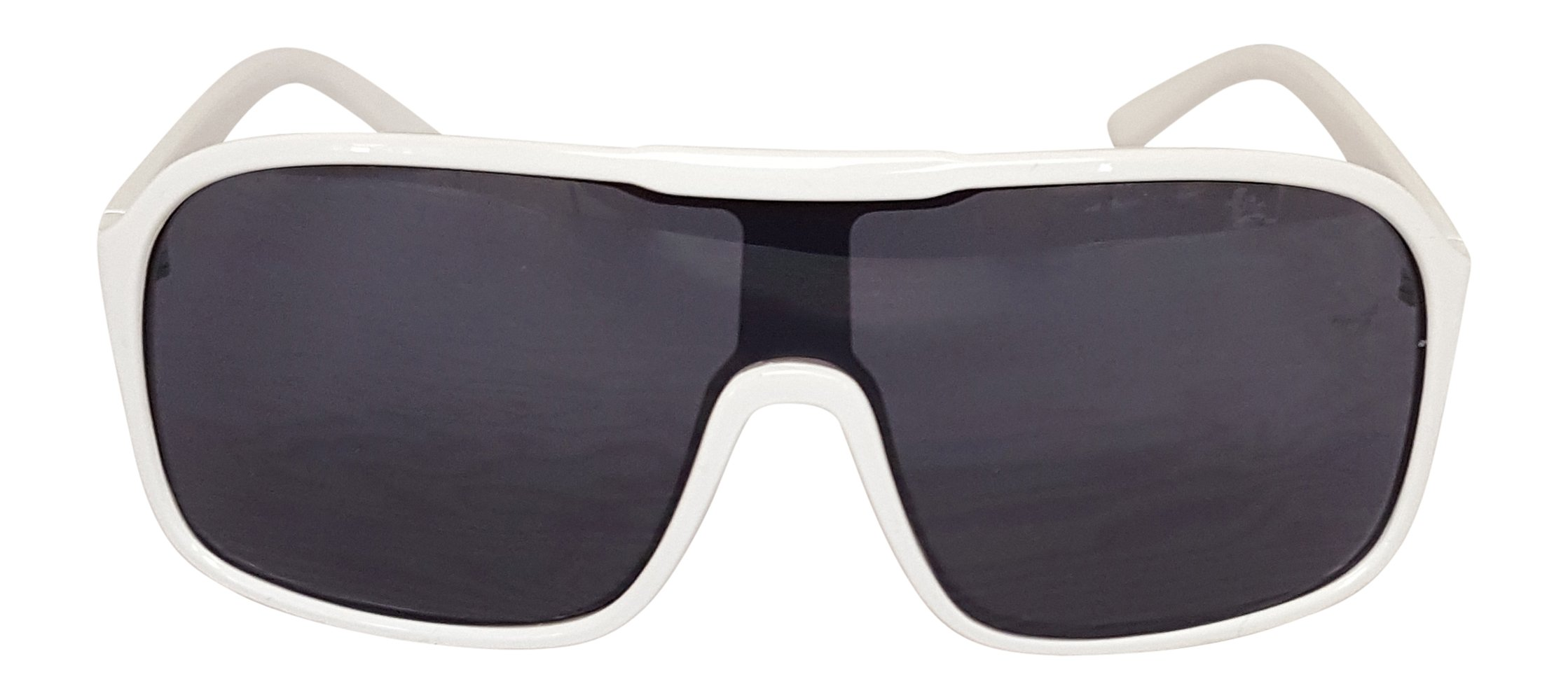 Party Sunglasses Shades for Macho Man Costume-White