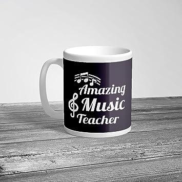 Buy Krazzy Kollections Amazing Music Teacher Mug