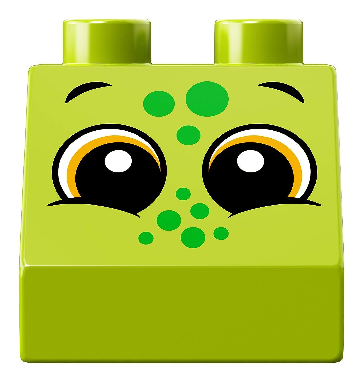 Meine erste Steinebox mit Ziehtieren Kreatives Spielen /&  Duplo 10848 LEGO Duplo 10863 Meine ersten Bausteine