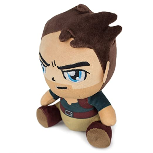Amazon.com: Stubbins Uncharted 4 Plush Figure Nathan Drake 20 cm Peluches: Sports & Outdoors
