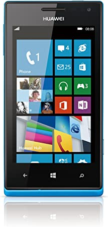 Huawei Ascend W1 - Smartphone libre Windows Phone (pantalla 4 ...