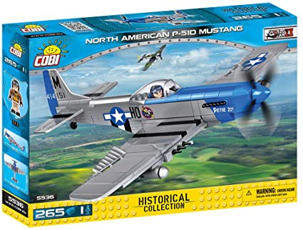 Buy COBI Small Army-Historical Collection-North American P-51D