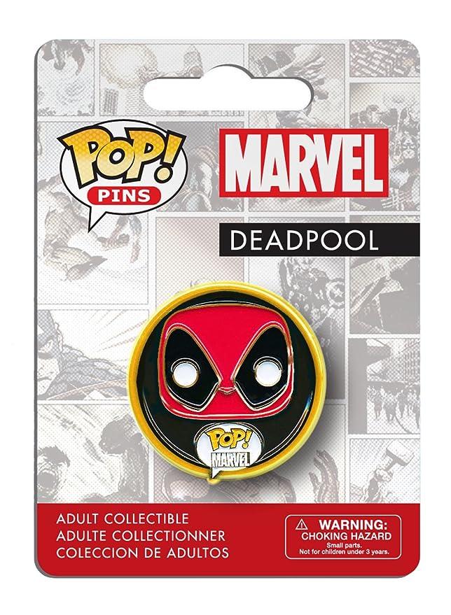 1 opinioni per Marvel Comics Pop! Pin Badge- Deadpool