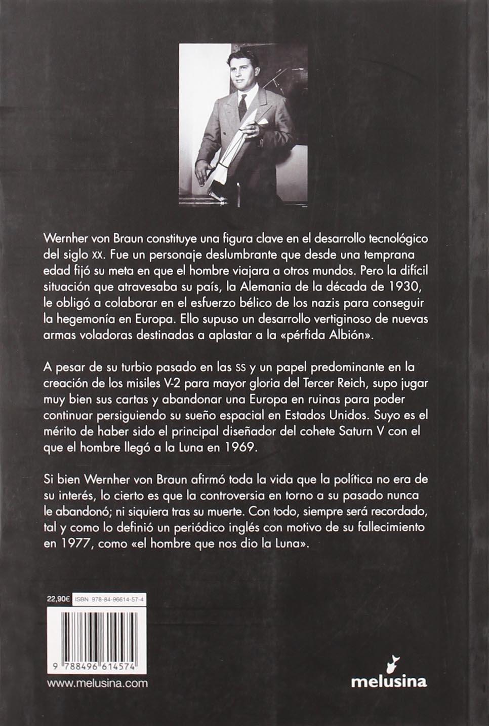 Wernher Von Braun Entre El Aguila (General): Amazon.es ...