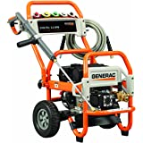 Generac 5993 3,100 PSI 2.8 GPM 212cc OHV Gas Powered Pressure Washer (Discontinued by Manufacturer)