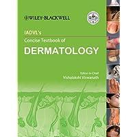 Iadvl's Concise Textbook of Dermatology (Blackwell Pharma)