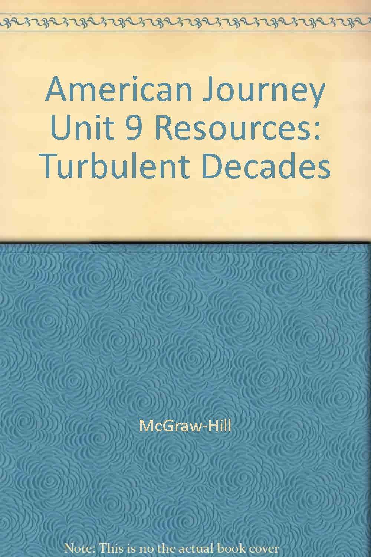 American Journey Unit 9 Resources: Turbulent Decades pdf epub