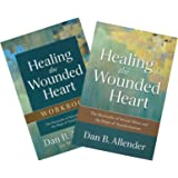 Dan B. Allender - Healing the Wounded Heart: The Heartache of Sexual Abuse and the Hope of Transformation Set (Book and Workbook) , Counseling