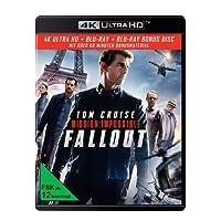 Mission: Impossible 6 - Fallout  (4K Ulta HD) (+ Blu-ray 2D)