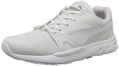 979566819b55 Puma XT S, Unisex-Erwachsene Sneakers, Weiß (white-white 03)