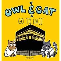 Owl & Cat Go To Hajj (5)