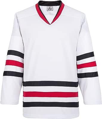 EALER H900 Series - Camiseta de práctica deportiva de hockey sobre hielo para hombres y niños, adultos y jóvenes