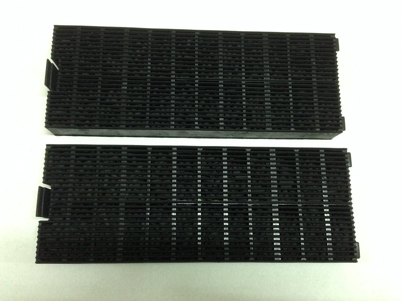 Filtro Cappa Carbone Cassetta Tipo K TECNOWIND 248 x 92 H 24 mm Conf. 2 pz F 47