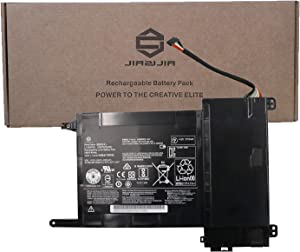 JIAZIJIA L14S4P22 Laptop Battery Replacement for Lenovo IdeaPad Y700-15ACZ Y700-15ISK Y700-17ISK Y700 Touch-15ISK Series Notebook 5B10H22086 L14M4P23 5B10H22085 5B10H22084 Black 14.8V 60Wh 4050mAh
