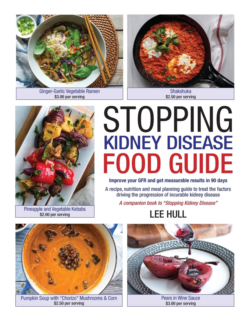 Stopping Kidney Disease Food Guide product image