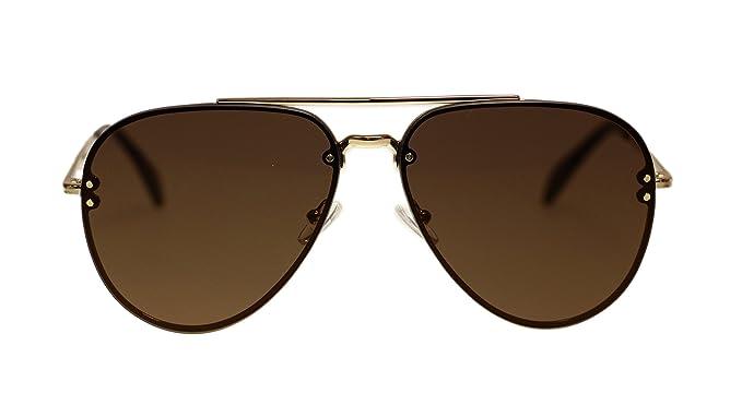 46ecd222c7f0 Amazon.com  Celine Unisex Sunglasses Cl41391 J5G LC Gold Violet Lens ...