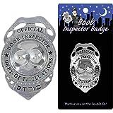 Official Boob Inspector Badge