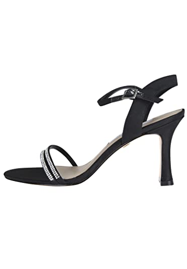 Nina Shoes Damen Damen Shoes Riemensandalette Bvalon Strasssteine bfc545