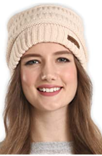 0c2736567b8 Brook + Bay Cable Knit Multicolored Beanie - Stay Warm   Stylish - Thick