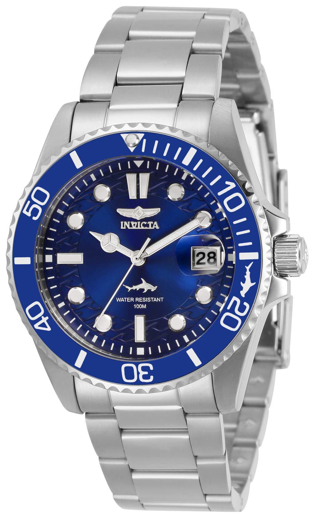 Invicta Women's Pro Diver Quartz Watch with
