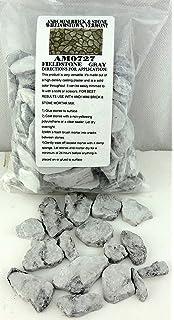 Dolls House Grey /& Brown Fieldstone Veneer Brick Stone Paving Garden Accessory