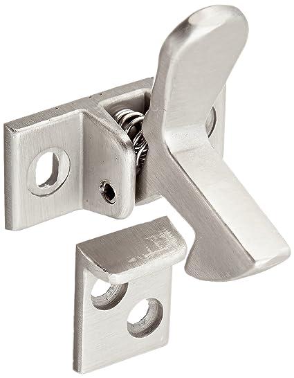 Slide-Co 244691 Cabinet Door Elbow Catch Satin Nickel Plated  sc 1 st  Amazon.com & Slide-Co 244691 Cabinet Door Elbow Catch Satin Nickel Plated - Door ...