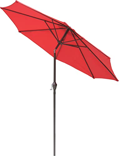 International Concepts 53719 Market Umbrella 9-Feet Steel Pole