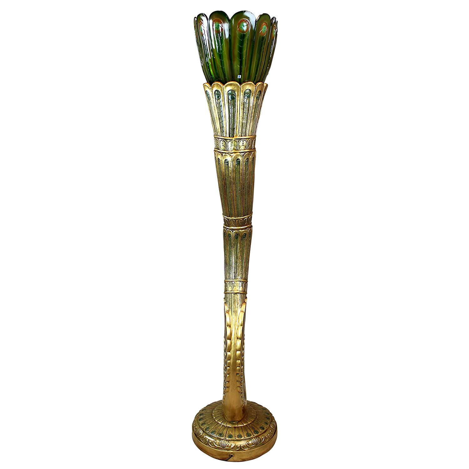 Amazon.com: Design Toscano Art Deco Pea Sculptural Floor Lamp ... on floor stencils, floor pillows, floor frames, floor storage, floor shelves, floor lamps, floor tiles, floor flowers, floor puzzles, floor planters, floor prints, floor baskets, floor candelabras, floor cabinets, floor furniture, floor sofas, floor markers, floor sculptures, floor glass, floor games,
