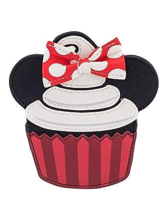Amazon.com: Loungefly X Disney Minnie Mouse - Monedero para ...
