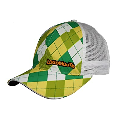 Headsweats Trucker Hat with Mesh Back and Loudmouth Styling