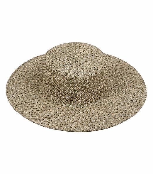 e3286d9de Lack of Color Women's The Sunnydip Sun Hat (Natural, SM (56cm)) at ...