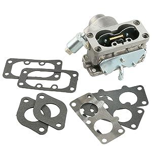 BH-Motor New Carburetor Carb for Briggs & Stratton 791230 699709 499804 20-25hp Manual Choke