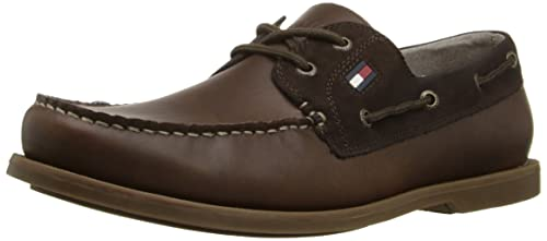 17133e5407388c Tommy Hilfiger Men s Aldez Boat Shoe  Buy Online at Low Prices in ...
