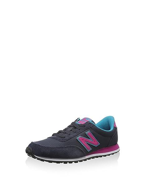 New Balance WL410 B - Zapatillas de Deporte de Lona Mujer: Amazon.es: Zapatos y complementos
