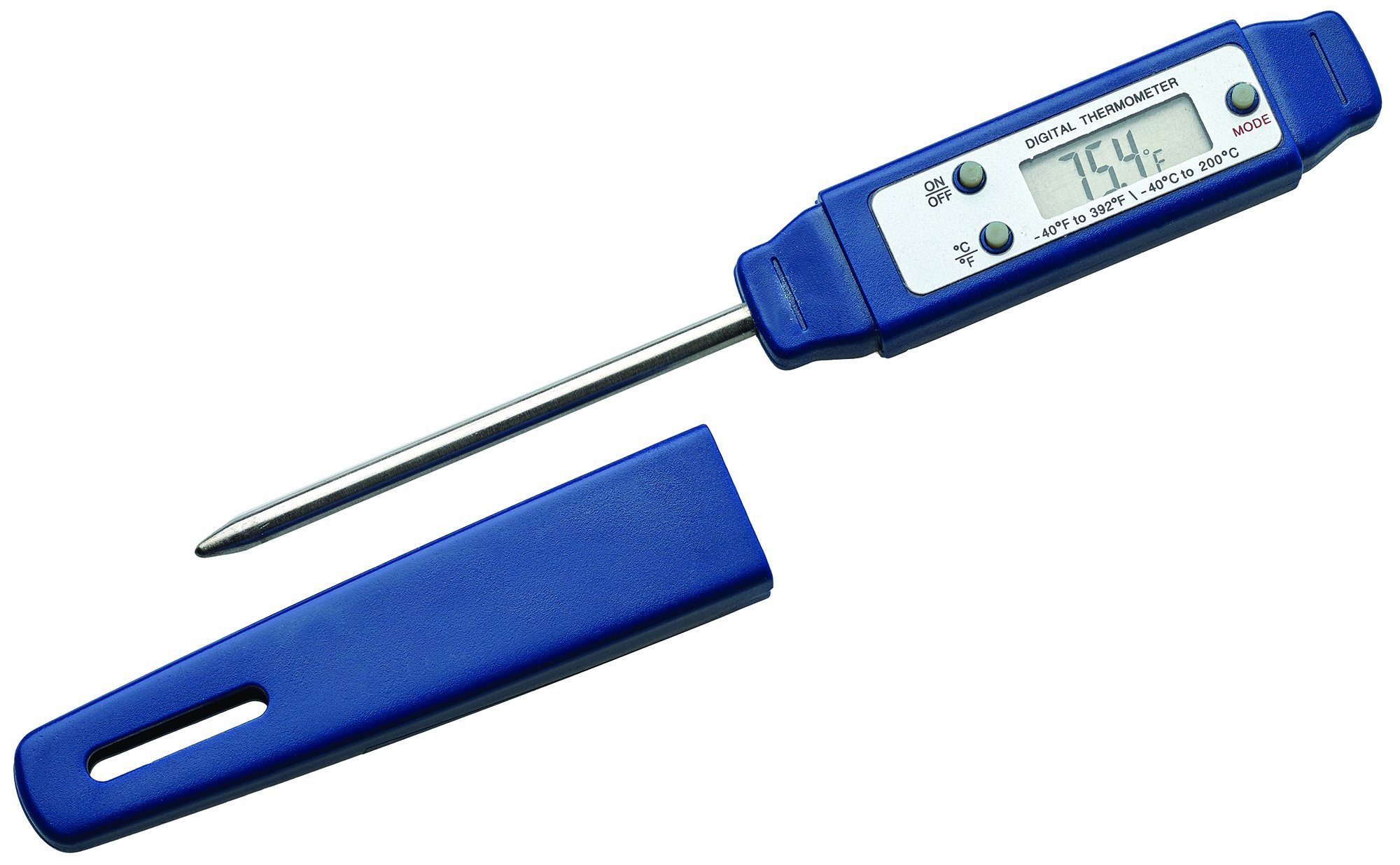 Winco TMT-WD1 Waterproof Digital Thermometer by Winco
