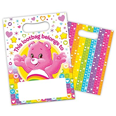 Care Bears Loot Bags - Pack of 8: Toys & Games
