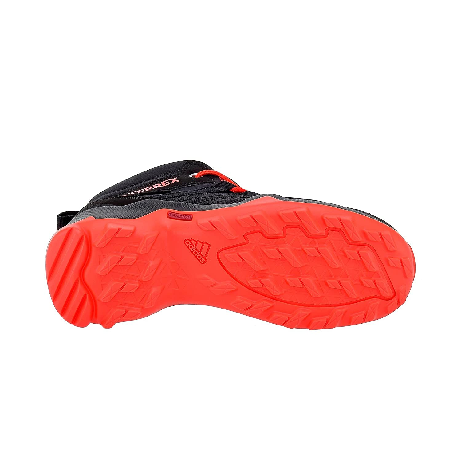 8e5bbb8a001cf Amazon.com: adidas - Terrex AX2R Mid CP Climaproof - CP9682: Shoes