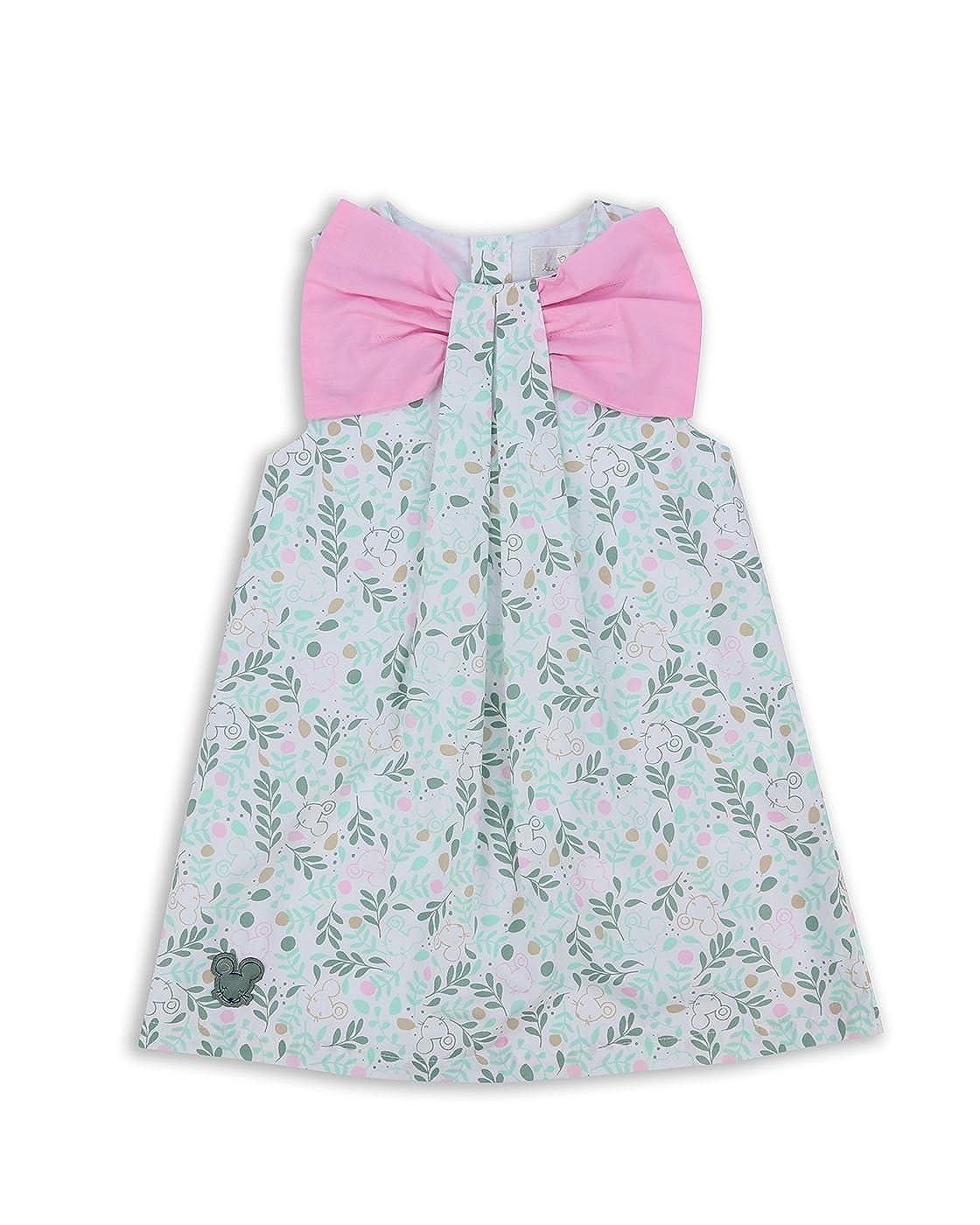 The Essential One - Baby Kinder Mädchen - Kleider - Grün - EOT352