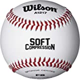 Wilson Practice and Soft Compression Béisbol