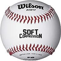 Wilson Praktijk en zachte compressie honkballen
