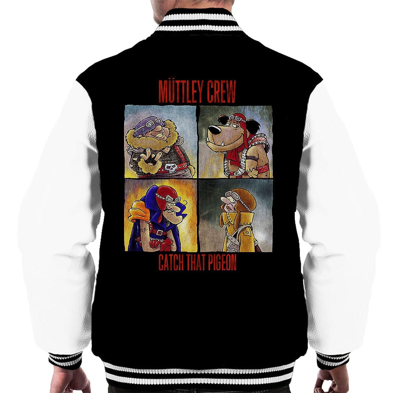 Muttley Crew Men's Varsity Jacket